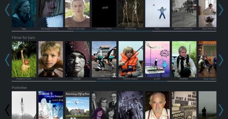 Fra arkivet: Kortfilmen før spillefilmen