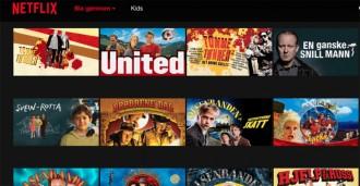 Norsk film fortsatt relativt utilgjengelig på VOD