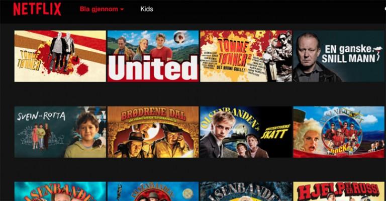 Økt politisk press for å forplikte Netflix