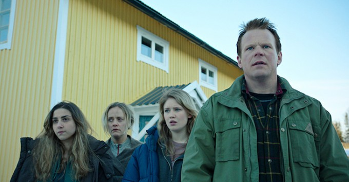 "Gøteborgs publikumspris til ""Welcome to Norway!"""