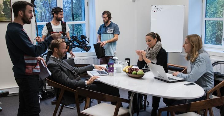 Thomas Giertsen: Helt perfekt redaksjonsmøte