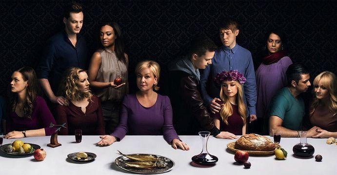 Hotel Cæsar runder sin 3000. episode i kveld. Men det siste måltidet er ennå ikke inntatt. (Foto: TV2)