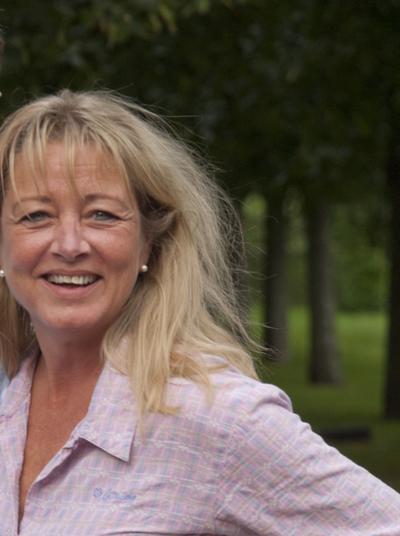 Manusforfatter Anne-Marie Olesen Thinghuus.