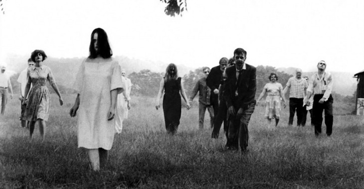 Night of the Living Dead.