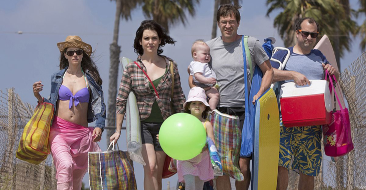 Fra serien «Togetherness» på HBO.