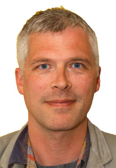 Ketil Magnussen fra Oslo Dokumentarkino/Human Rights Human Wrongs (Foto: Human Rights Human Wrongs Film Festival)