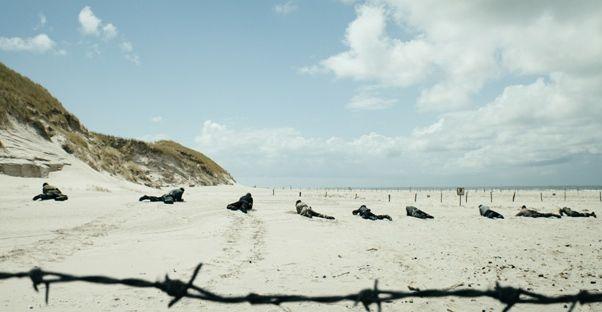 """Foto: Fra """"Under sanden"""""""