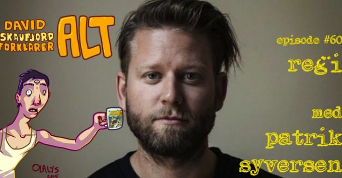 Podcast med Patrik Syversen