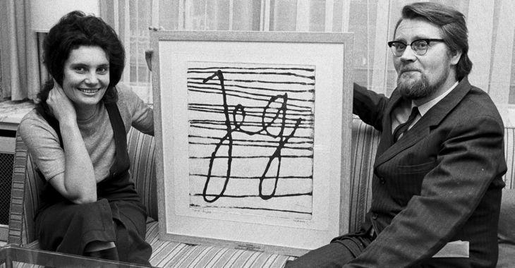 Da Anja Breien mottok Kritikerprisen for Voldtekt, var Ludvig Eikaas' bilde «JEG» en del av utmerkelsen. I Fant var kommentaren til bildet av prisvinneren og prisen: «Ludvig Eikaas' mest kontroversielle bilde 'JEG' til Norges for tiden minst selvopptatte regissør Anja Breien»