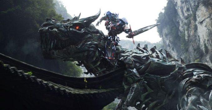 Transformers-filmen inntar Preikestolen i høst