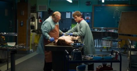 Ramaskrik med premiere på Øvredals «The Autopsy of Jane Doe»
