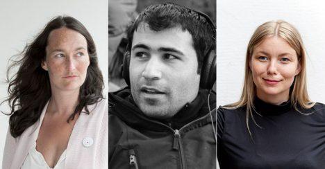 Moe, Mustafa og Greibrokk får registipend