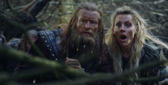 Vikingane blir Norsemen på Netflix