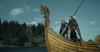 Vikingane vil erobre i engelsk versjon