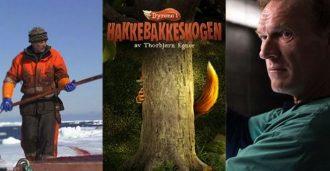 Blått Lerret WEB-TV: Valkyrien, Dyrene i Hakkebakkeskogen og Sealers – One Last Hunt
