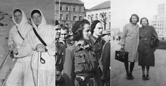 Krigens kvinner vil inn i norsk film