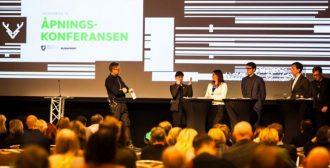 Bli med på Norges viktigste filmpolitiske konferanse!