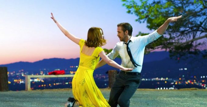 """La La Land"" med prisrekord under Golden Globe"