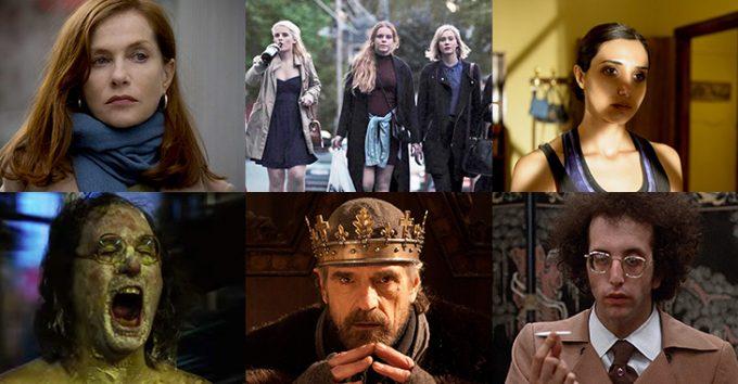 Panel 1: Våre største filmopplevelser i 2016