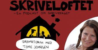Ny podcastserie: Skriveloftet
