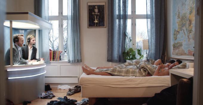 Martin Lunds «Match» får internasjonal premiere på Serie Series