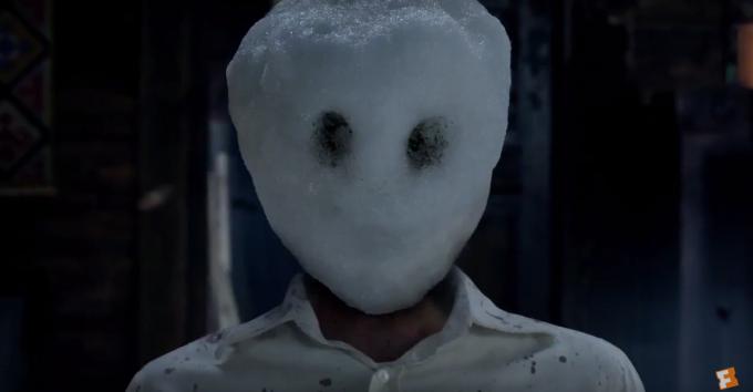 En iskald Snømannen-trailer