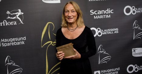 Inge-Lise Langfeldt hedret med ærespris