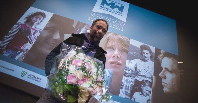 """A New Beginning"" vant pitchekonkurransen under Movies on War"