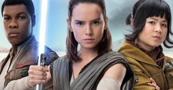 De tre best besøkte filmene i 2017 med kvinner i hovedrollene