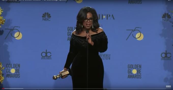 Da Golden Globes gikk i svart