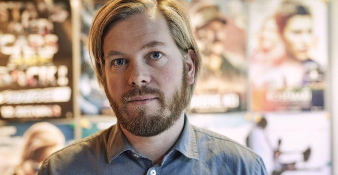 Sveinung Golimo blir ny sjef for Nordisk Film