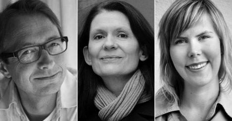 VIP-stipend til Aslaug Holm, Hanne Larsen og Bjørn O. Johannessen