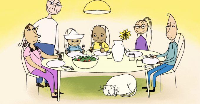 """""""Det trygge huset"""" kåret til årets beste europeiske barnedokumentar"""