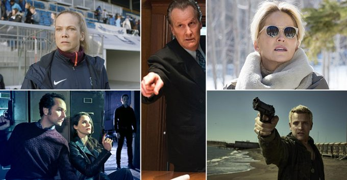 UKENS SERIER: Heimebane, Americans 5, Suburra, The Looming Tower, Mosaic