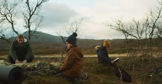 «Myrhull» og «Operasjon Mørkemann» vant priser på Barnefilmfestivalen