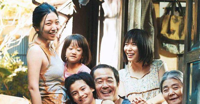 Gulllpalmen til japanske Kore-eda for «Shoplifters»