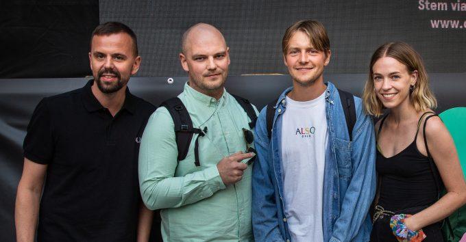 Eivind Landsvik tildelt Kollisjonprisen for 2018