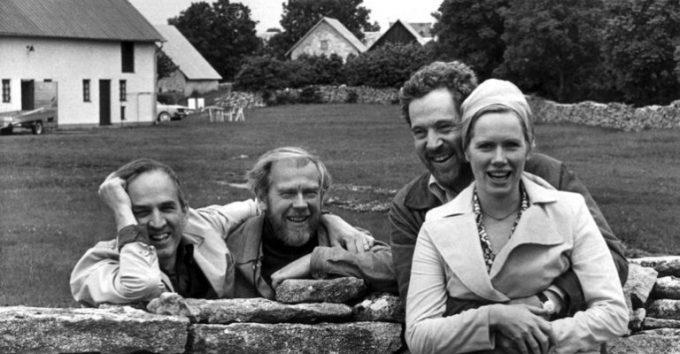 Fra arkivet: Hva fant Bergman på Fårö?
