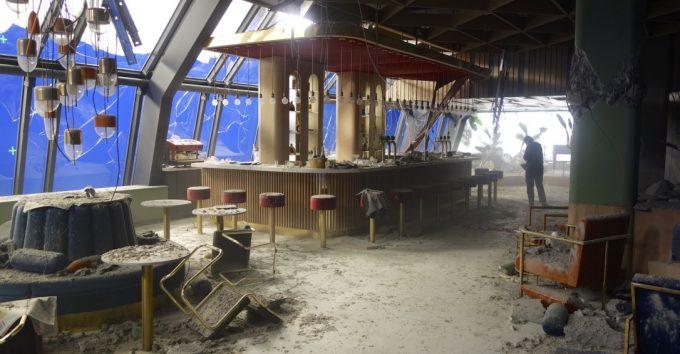 Å rigge et jordskjelv fra toppen av Oslo Plaza (+)