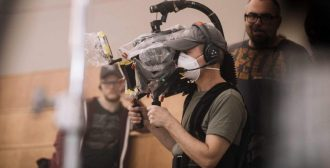 """Hvordan """"Skjelvet"""" ble formet av norske filmarbeidere (+)"""