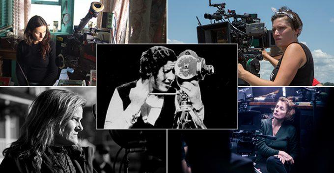 Lysets mestere – kvinnene bak kamera
