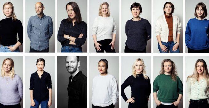 "Radikal kvinnedominans i Robsahms ""Filmskapere"""