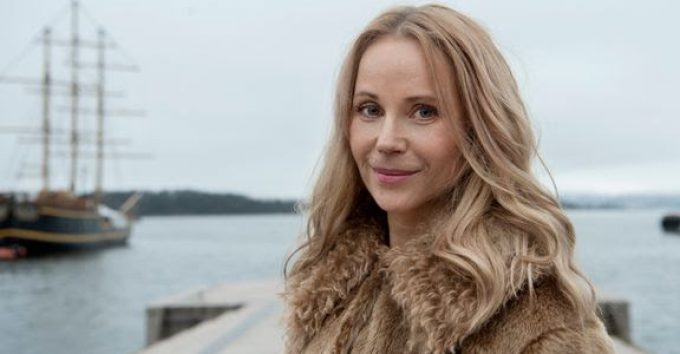 Sofia Helin spiller kronprinsesse Märtha