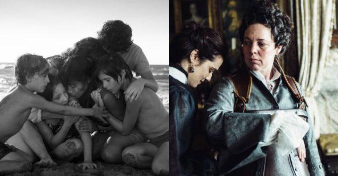 Oscar 2019: Roma og The Favourite med ti nominasjoner hver