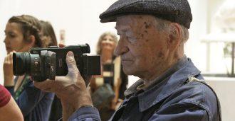 Jonas Mekas: Mannen med filmkameraet