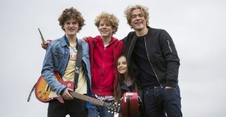 Los Bando nominert til EFA Young Audience Award