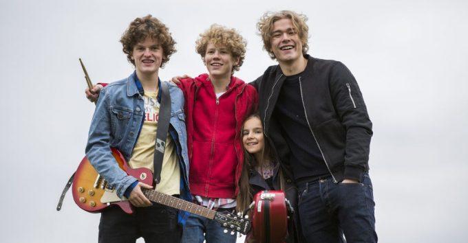Los Bando nominert til EFA Young Audience Award