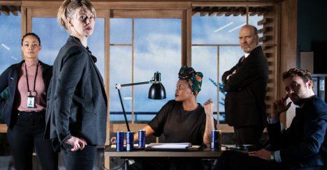 """Stenberg Eriksen med """"happy noir"""""""