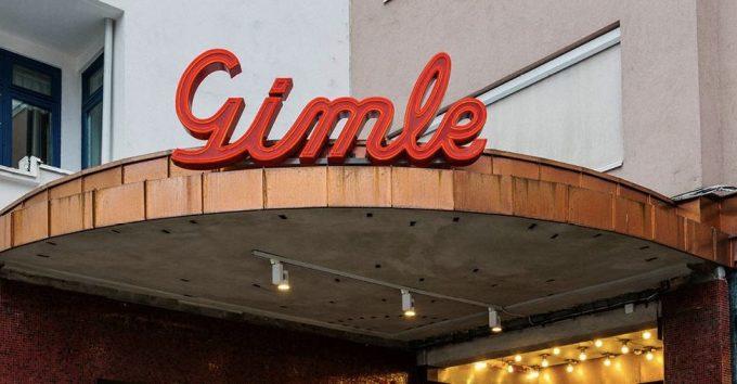 Byantikvaren redder Gimle kino
