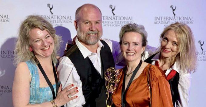 Bivfrost og NRK Super tildelt Emmypris